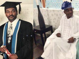 Dr Edmond Adefolu Adedeji
