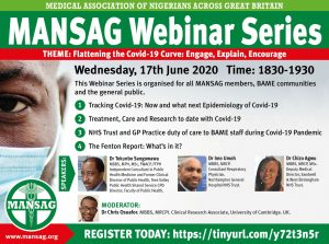 Read more about the article Webinar Series 17th June