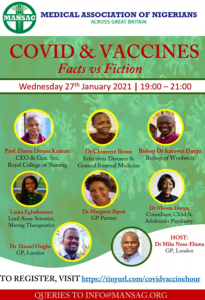 COVID and Vaccines – Fact and Fiction