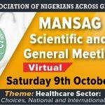 MANSAG Scientific and Annual General Meeting